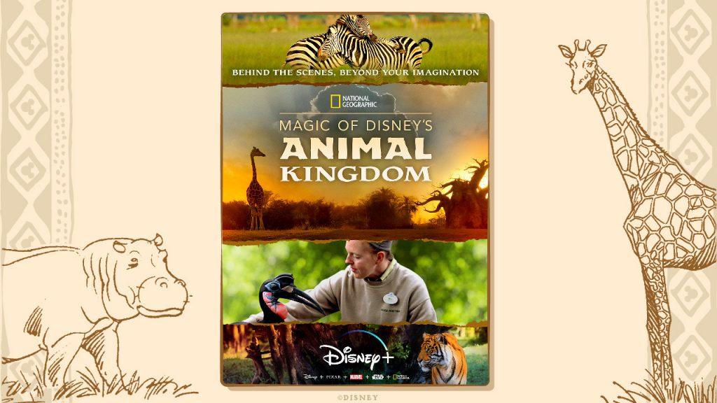 Magic of Disneys Animal Kingdom on Disney+