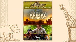Magic of Disney's Animal Kingdom estreia no dia 25 de setembro na Disney+