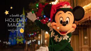 Saiba todas as alterações nas festividades de fim de ano no Walt Disney World Resort
