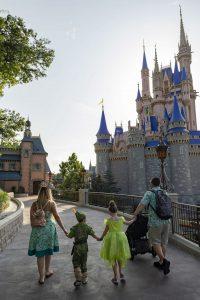 Early Theme Park Entry irá substituir as Horas Mágicas Extras (Extra Magic Hours)