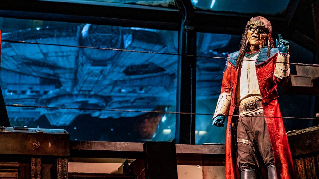 Millennium Falcon: Smugglers Run at Star Wars: Galaxys Edge