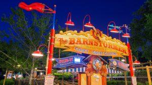 The Barnstormer