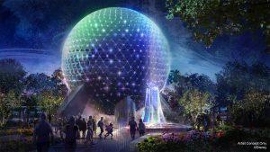 Novos detalhes sobre as mudanças na Spaceship Earth