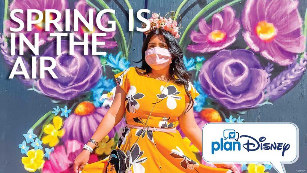 planDisney Shares Tips for Taste of Epcot International Flower