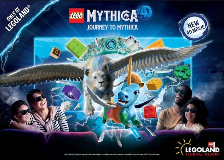 Lego Mythica – Journey to Mythica