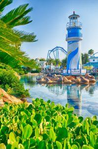 SeaWorld Orlando e Busch Gardens Tampa Bay também recomendam o uso de máscaras em locais fechados