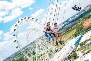 ICON Park tem oito atrações com até 50% de desconto