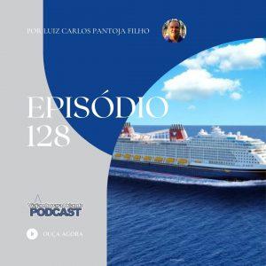 Viajando para Orlando – Podcast – 128