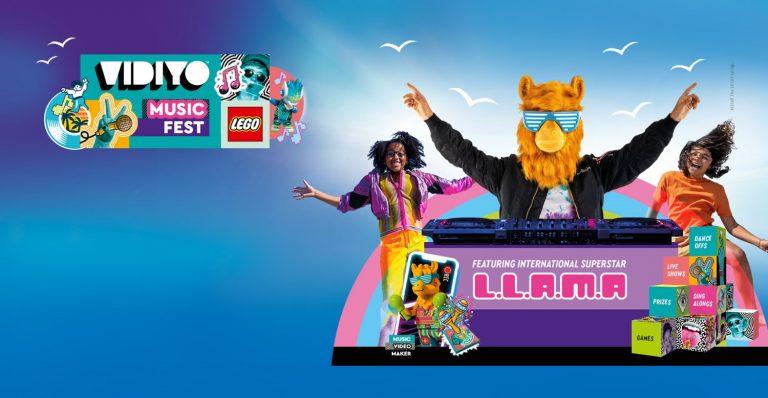 Lego Vidiyo Music Fest