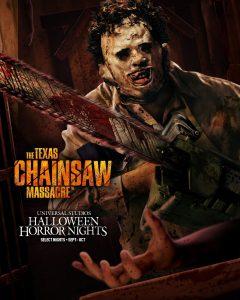 Massacre da Serra Elétrica e a Noiva de Frankenstein – Halloween Horror Nights 2021