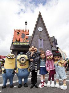 10 coisas para fazer com as crianças nos parques da Universal